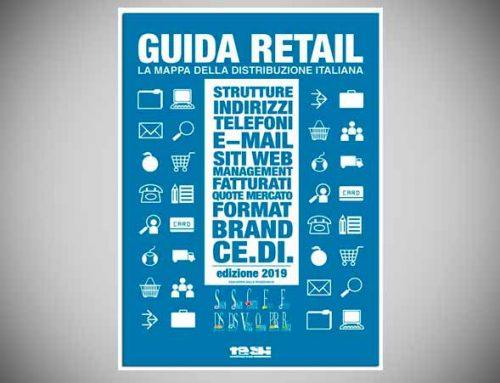 Guida Retail 2019 in distribuzione dal 16 gennaio