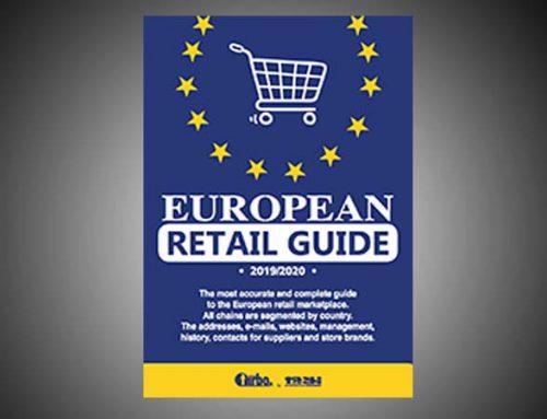 E' disponibile l'edizione 2019/2020 della European Retail Guide
