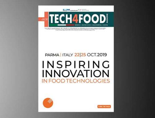 Tech4Food n. 5/6 maggio-giugno 2019 in distribuzione a Iffa