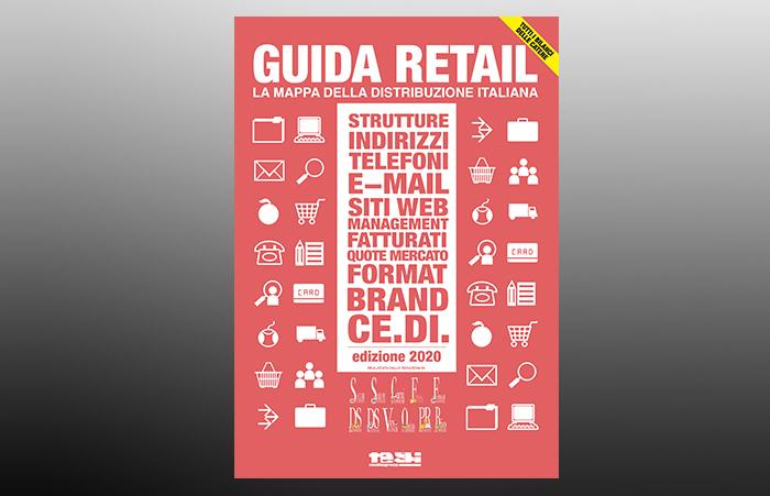La Guida Retail 2020 distribuita a Marca dal 15 gennaio